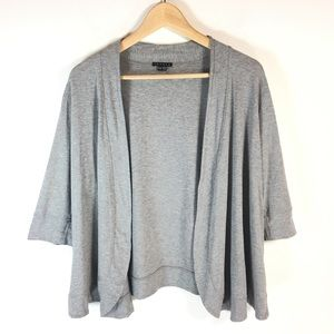 [Theory] | Open Front Foundation Cardigan